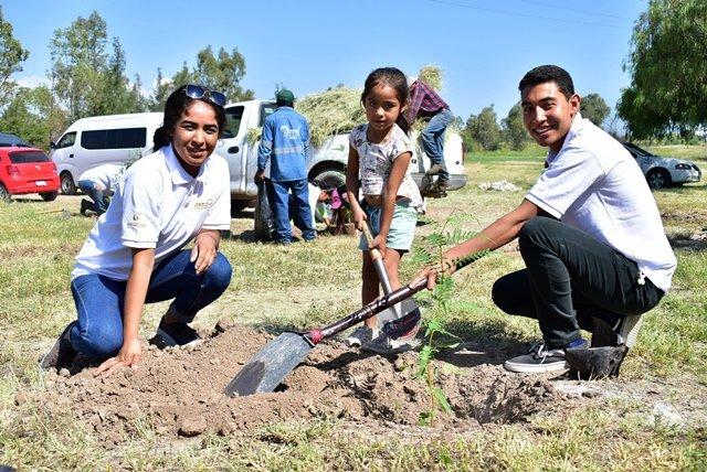 ¡Alianza del Municipio y la Iniciativa Privada en favor del medio ambiente!