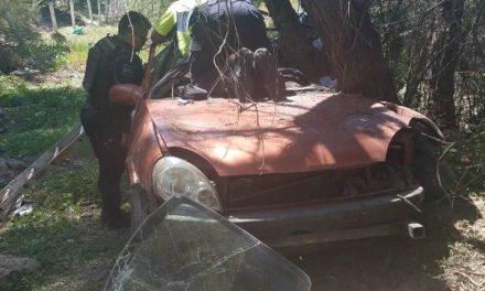 ¡Accidente automovilístico dejó 2 mujeres muertas y 1 hombre lesionado en Aguascalientes!