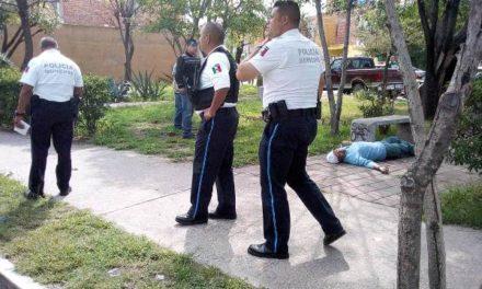 ¡Adulto mayor fue asesinado de un balazo en la espalda en Aguascalientes!
