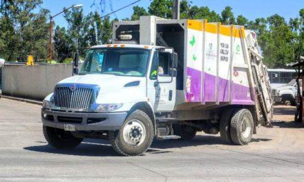 ¡Implantará Ayuntamiento de Pabellón de Arteaga horario de depósito en los contenedores de residuos!