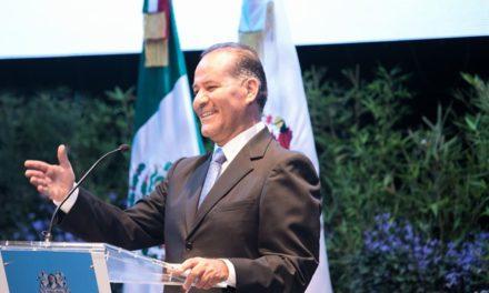 ¡En estos tres años hemos construido un puente al futuro de Aguascalientes: MOS!