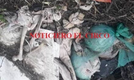 ¡Descubrieron huesos humanos entre la basura en Lagos de Moreno!