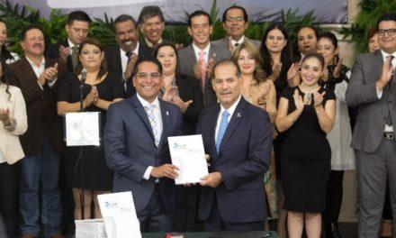 ¡Entrega Martín Orozco Sandoval su Tercer Informe al H. Congreso del Estado!