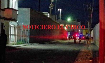 ¡Joven fue ejecutado en el Barrio Alto en Fresnillo!