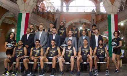 ¡Gobernador MOS dispone apoyo a selecciones de básquetbol profesionales de Aguascalientes!