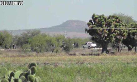 ¡Hombre fue ejecutado y encobijado en Villa González!