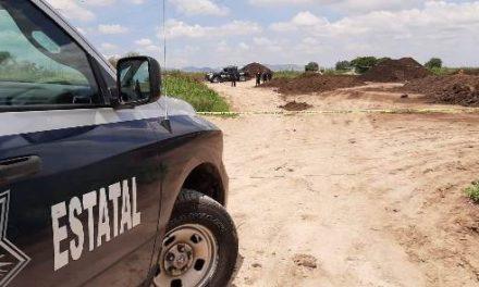 ¡Hallaron muerto a un hombre en un libramiento carretero en Aguascalientes!