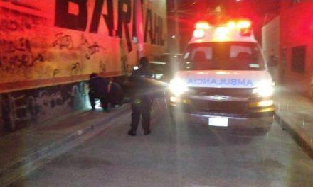 ¡Hombre alcoholizado intentó matarse cortándose las venas en Aguascalientes!