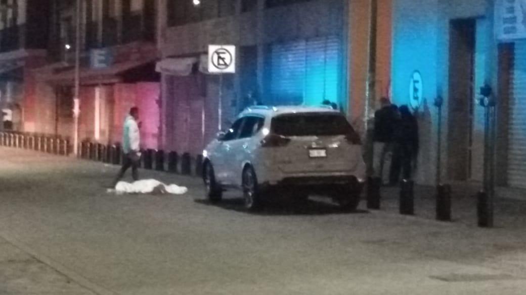 """¡Empresario se resiste a ser """"Levantado"""" y es ejecutado en Aguascalientes!"""