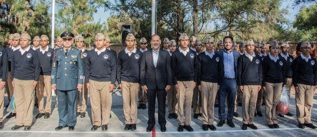 ¡Inaugura Martín Orozco Sandoval el primer bachillerato militarizado en Aguascalientes!