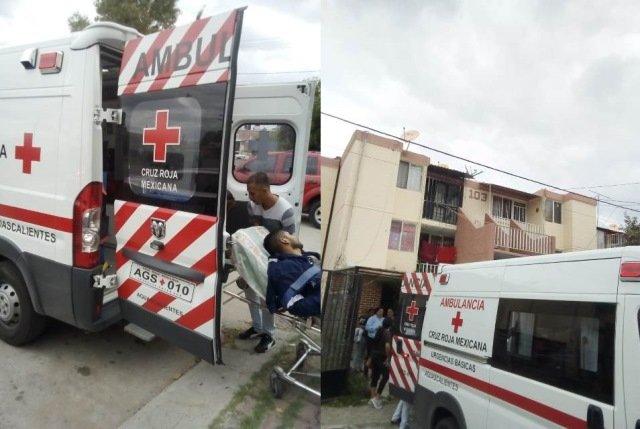 ¡Joven ingirió medicamentos para matarse en Aguascalientes y se intoxicó de consideración!