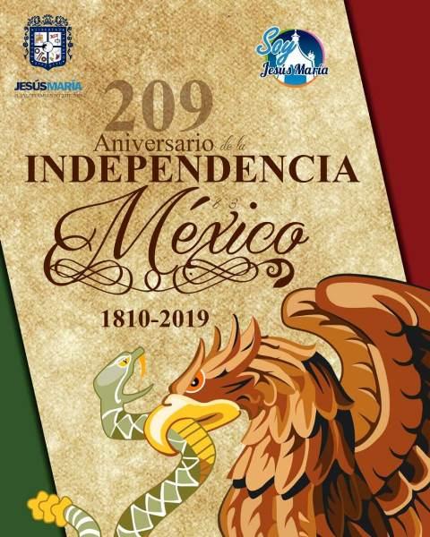 ¡Invita el Gobierno de Jesús María a celebrar las fiestas patrias en familia!