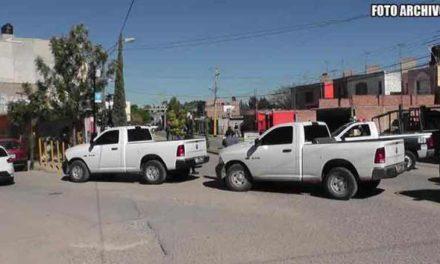 ¡Intentaron ejecutar a un hombre y lo hirieron en las piernas en Zacatecas!