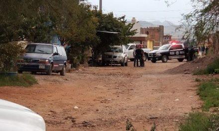¡Intentaron ejecutar a balazos a un hombre en la colonia Lienzo Charro en Fresnillo!