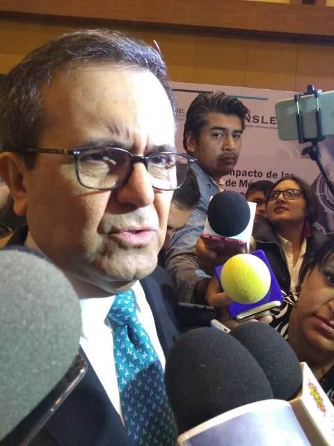 ¡La incertidumbre entre China y Estados Unidos podría beneficiar a México: Ildefonso Guajardo!