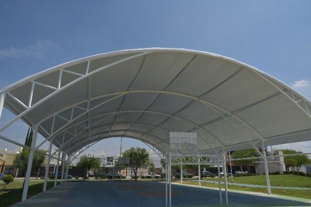 ¡Más de 53 millones de pesos ha invertido Municipio en espacios públicos!