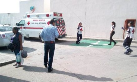 ¡Ancianito murió en una ambulancia porque no lo quisieron atender en el Hospital Tercer Milenio en Aguascalientes!