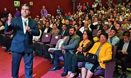 ¡Oficializa Cuauhtémoc Escobedo etapa de relanzamiento del gobierno de Pabellón de Arteaga!
