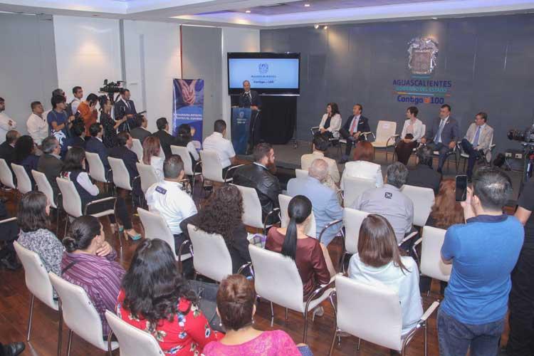 ¡Presenta Gobernador Programa Ponte Vivo, en el marco del Día Mundial para la Prevención del Suicidio!
