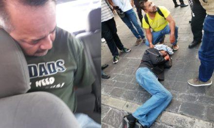 ¡Inician proceso a chofer de Uber que atropelló intencionalmente a verificador de Movilidad en Aguascalientes!