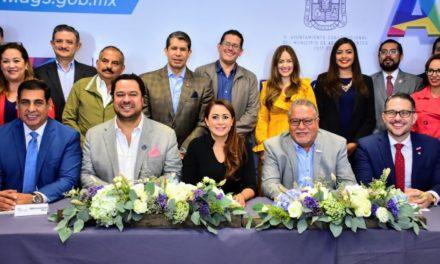 ¡Presenta Tere Jiménez nuevo programa de apoyo a pequeñas empresas!