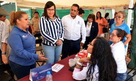 ¡Realiza el DIF Municipal jornada médica para maestros pensionados y jubilados!