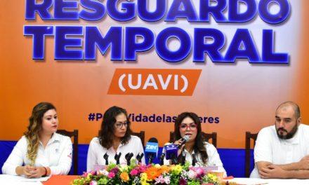 ¡Anuncia Municipio próxima apertura de primer espacio de resguardo temporal para mujeres víctimas de violencia!