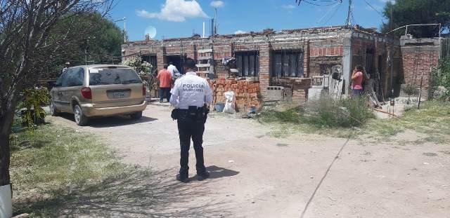 ¡Adulto mayor se mató de un balazo en la cabeza con un rifle en Aguascalientes!