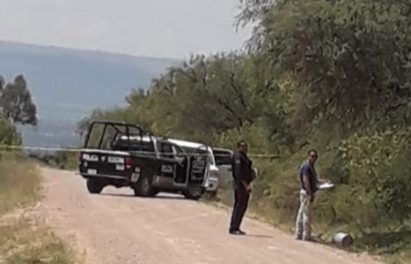 ¡Hombre de la tercera edad se mató colgándose de un árbol en Aguascalientes!