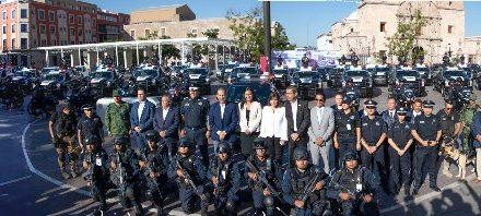 ¡Tranquilidad y paz de las familias de Aguascalientes es prioridad del Gobierno Estatal!
