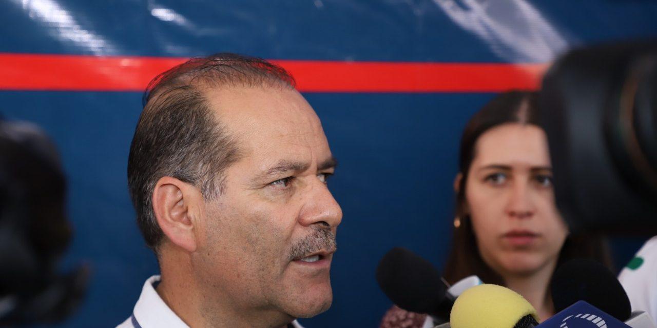 Uniremos fuerzas los gobiernos del PAN, si la federación nos sigue castigando: Martín Orozco