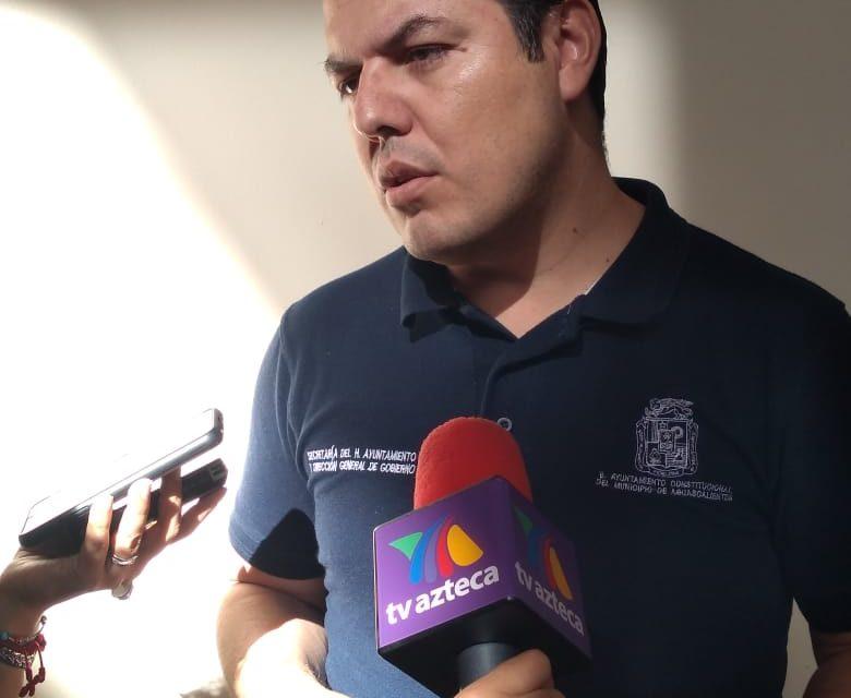 Hasta 70 menores se detienen en un fin de semana por faltas administrativas: Jaime Beltrán