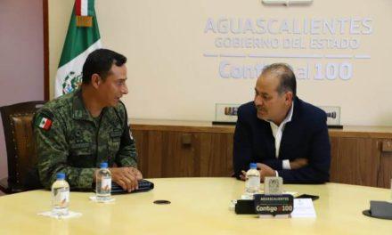 ¡Coordinación permanente con la Guardia Nacional para mayor seguridad de las familias!