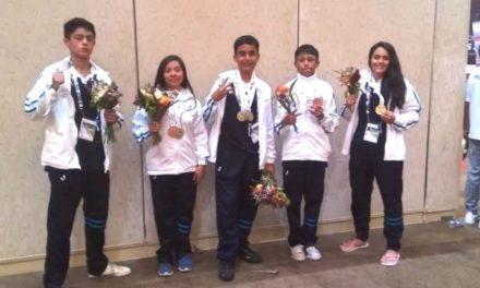 ¡Aguascalientes continúa con grandes logros en los Juegos Nacionales Populares!