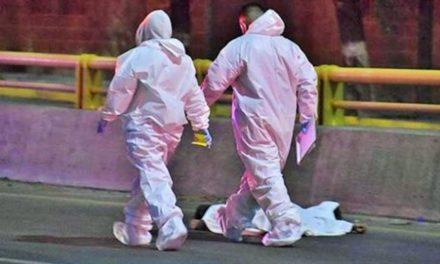 ¡Joven alcoholizado murió atropellado cerca de un puente peatonal en Zacatecas!