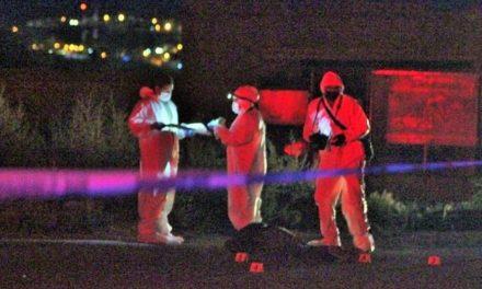 ¡Joven fue ejecutado en una avenida en penumbras en Guadalupe!