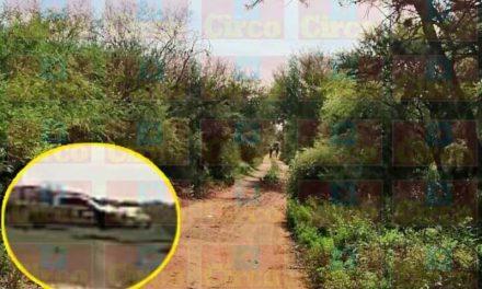 ¡Otro multihomicidio en Fresnillo: hallaron a 4 hombres ejecutados dentro de un auto!