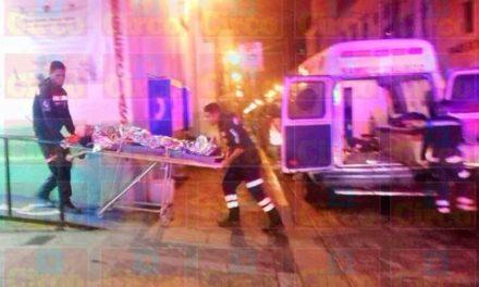 """¡Intentaron ejecutar a """"El Cholo"""" en Lagos de Moreno y está grave!"""
