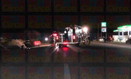 ¡Fuerte choque entre auto y camioneta en Fresnillo dejó 2 muertos y 2 lesionados!