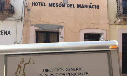 ¡Mujer dueña de un hotel se suicidó en una habitación de éste en Zacatecas!