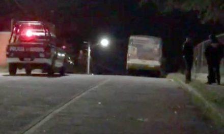 ¡Chofer se ahorcó a bordo de un camión urbano en Aguascalientes!