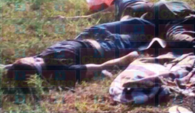 """¡""""Levantaron"""" y ejecutaron a 2 hombres y una mujer entre Miguel Auza y Juan Aldama!"""