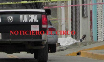 ¡Hombre murió tras caer de un tercer piso en un negocio en Fresnillo!