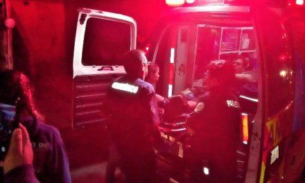 ¡2 encapuchados pretendieron ejecutar a un joven y lo hirieron en una pierna en Aguascalientes!