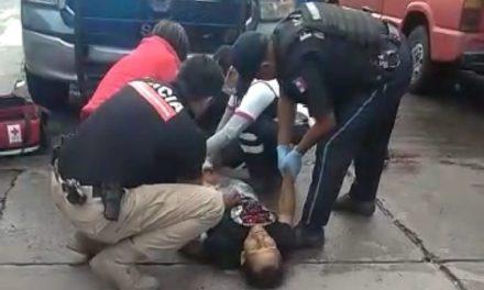 ¡Hombre hizo justicia por su propia mano y asesinó a puñaladas a un reincidente ladrón en Aguascalientes!