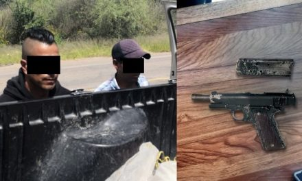 ¡2 ex policías municipales de Zacatecas buscados por secuestro fueron detenidos en Aguascalientes!