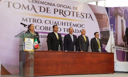 ¡Municipio con disciplina financiera se le recompensará: Martín Orozco!