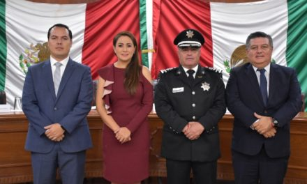 ¡Aprueba Cabildo nombramientos de secretarios de Seguridad Pública, Finanzas y Ayuntamiento!