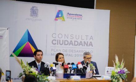 ¡Conformará Tere Jiménez un Plan de Desarrollo Ciudadano!