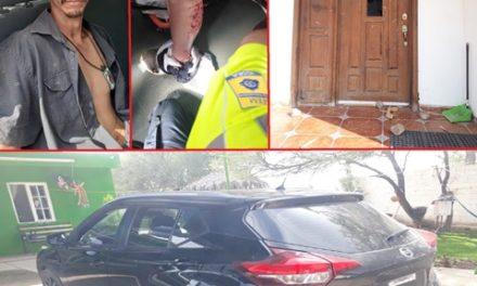 ¡Detuvieron a delincuente que a machetazos hirió al dueño de un rancho y robó una camioneta en Aguascalientes!